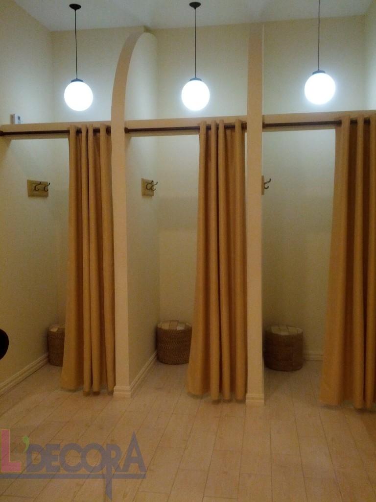 Es un diseño de cortina mas liviano ideal para ambientes donde queremos expresar frescura y relajación. Se puede utilizar en dormitorios, comedores, loft y Salas